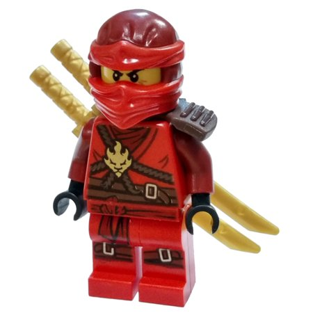 LEGO Ninjago Day of the Departed Kai Minifigure [No Packaging] - Diy Lego