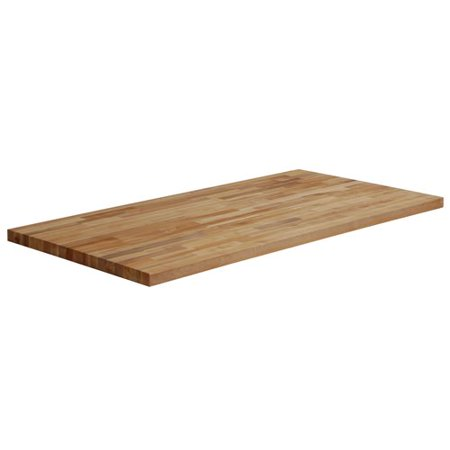 "Edsal Butcher Block Workbench Top (72""W x 36""D x 1.75""H)"