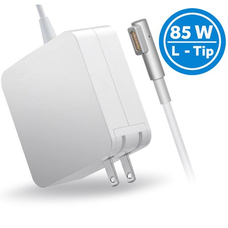 - 85w magsafe power adapter MacPro charger power supply L-Tip for MacPro A1344 A1343 13.3