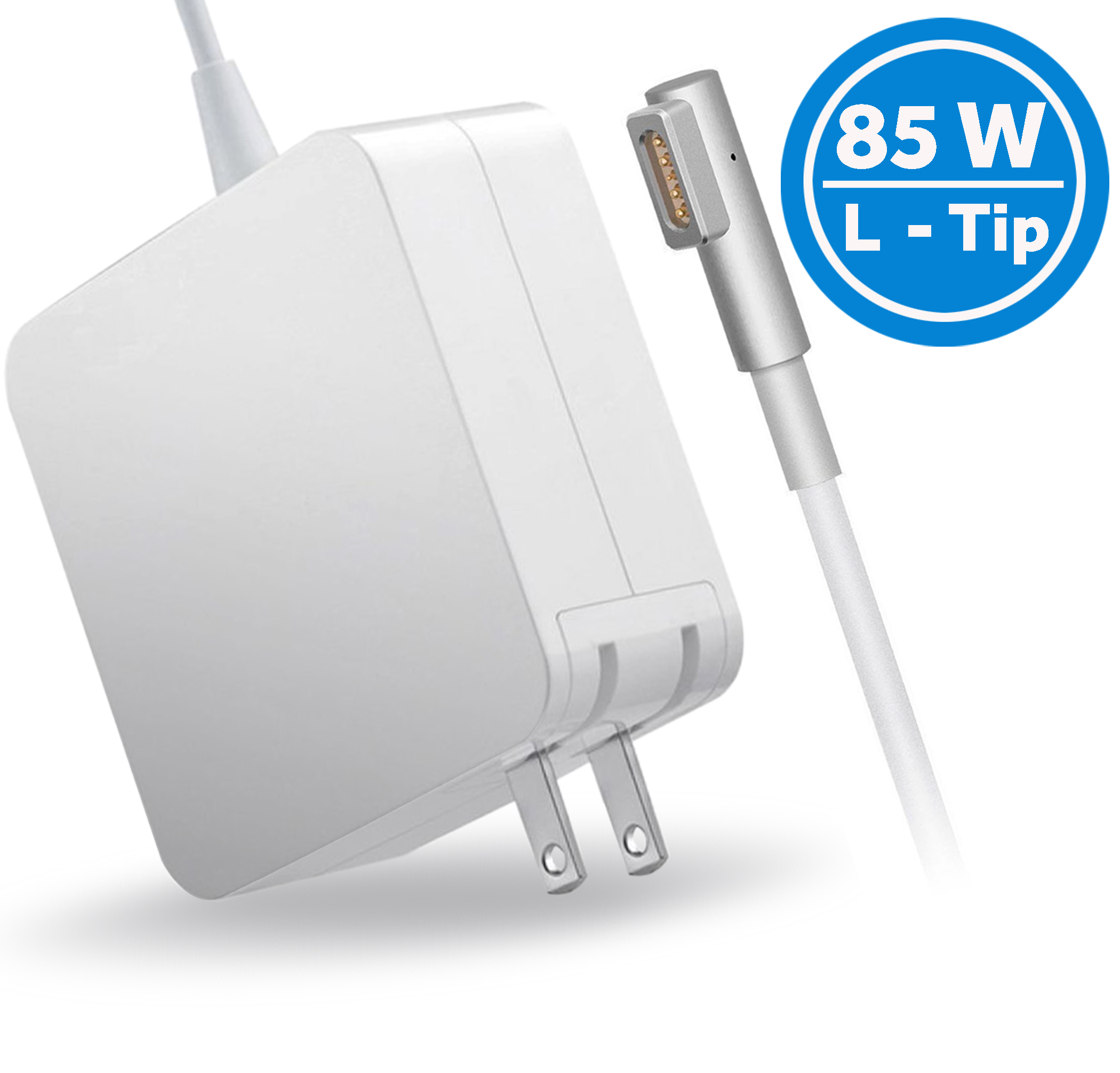 """85w magsafe power adapter MacPro charger power supply L-Tip for MacPro A1344 A1343 13.3"""" 15"""" 17"""" MacAir"""
