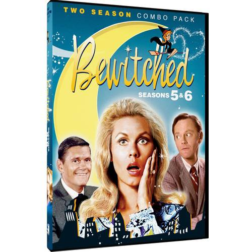 Bewitched: Two Season Combo Pack - Seasons 5 & 6