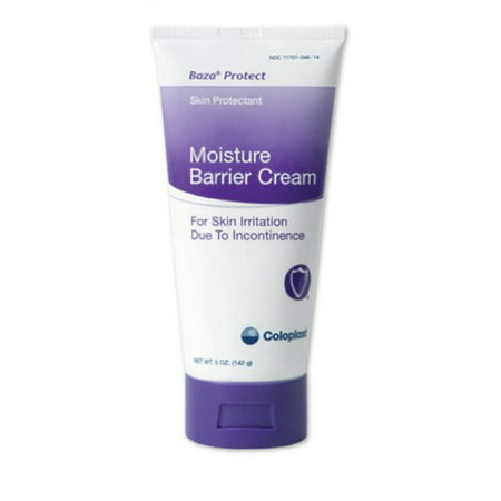 Protect Moisture Barrier Cream - 2 Pack - Coloplast Baza Protect Moisture Barrier Cream 5oz Each