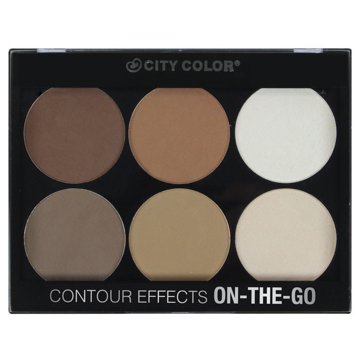contour makeup kit walmart. contour effects on-the-go makeup kit walmart