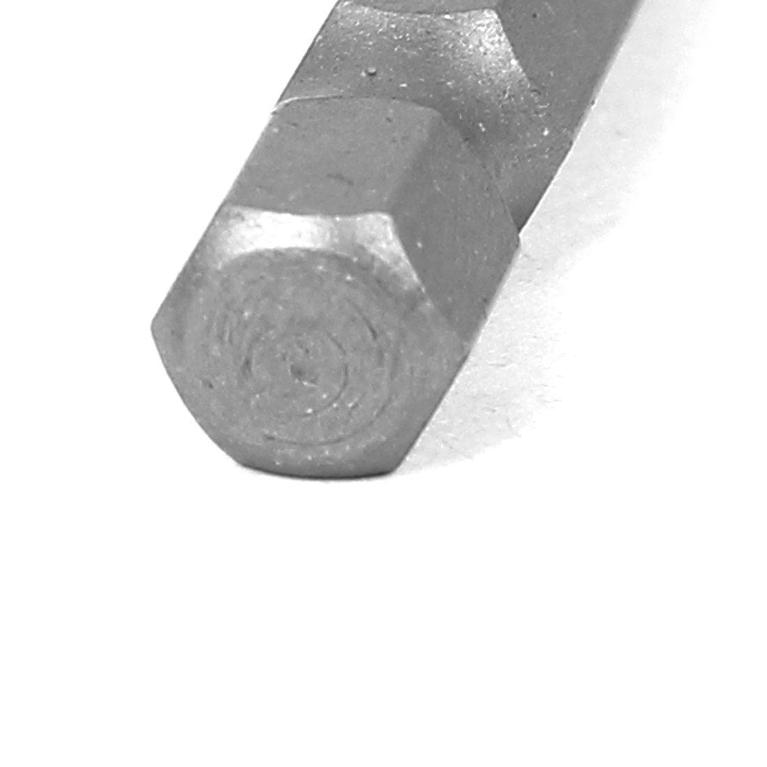 "S2 1/4"" Hex Shank 6mm Tip PH2 Magnetic Phillips Screwdriver Bits 50mm 10pcs - image 1 de 3"