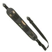 ALLEN Company Denali Neoprene Firearm Sling with Swivels, Realtree Xtra/Black, Model 8889