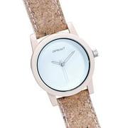 Women's (R) Cork Watch - White