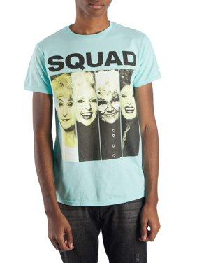 Men's Golden Girls Squad Goals Picture Graphic T-shirt