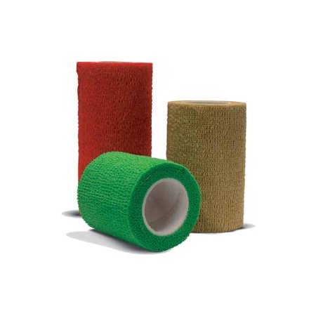 """Oasis Cohesive Tape 3"""" X 5 Yds, No Choice Of Color, 24 Rolls/Box"""