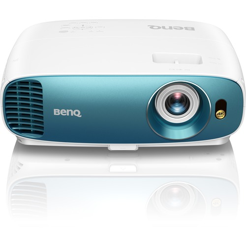 BenQ TK800 3D Ready DLP Projector - 2160p - HDTV - 16:9 - Front - 240 W - 4000 Hour Normal Mode - 10000 Hour Economy Mode - 3840 x 2160 - 4K UHD - 10,000:1 - 3000 lm - HDMI - USB - 330 W