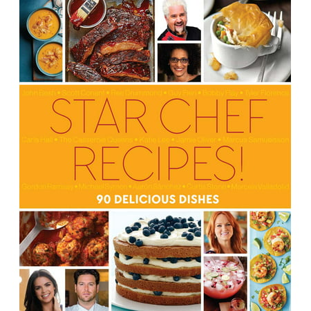 Star Chef Recipes    90 Delicious Dishes