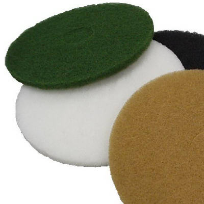 Virginia Abrasives Corp 5 Packs 1x17 BLK Thick Nyl Pad