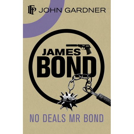 No Deals, Mr. Bond - eBook - Deal Or No Deal Halloween