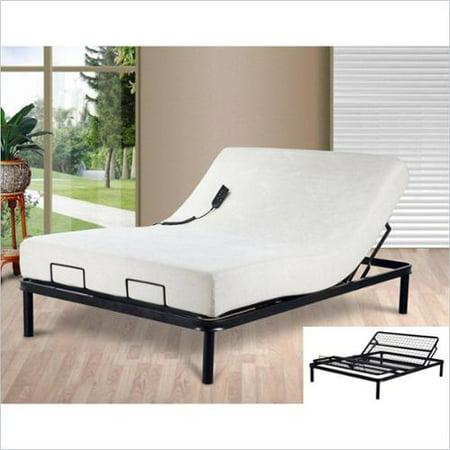 Primo International Fleet Adjustable Bed Frame Twin Xl