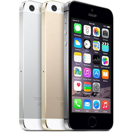 at t refurbished iphone 5s apple iphone 5s 16gb refurbished at amp t locked walmart 13516