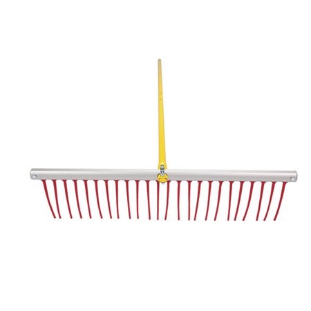 Jenlis 9809533 Weed Raker - Weed & Grass Removal Tool for Lakes, Ponds & - Lake Weed Rake