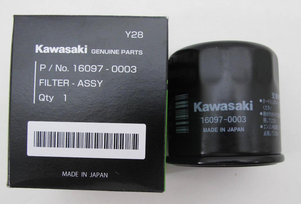 Kawasaki FILTER OIL Filter 16097-0011 OEM