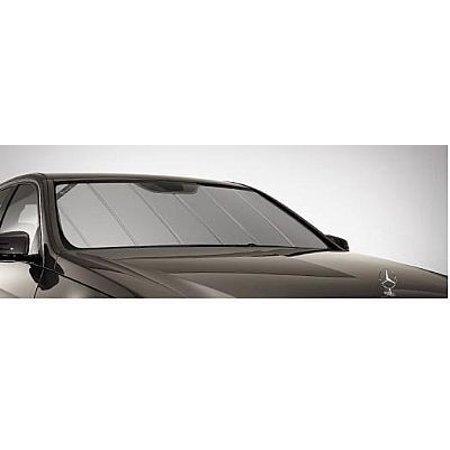 Genuine OE Mercedes-Benz Sunshade - Coupe Q-6-67-0048 (Mercedes Benz Sun Visor)