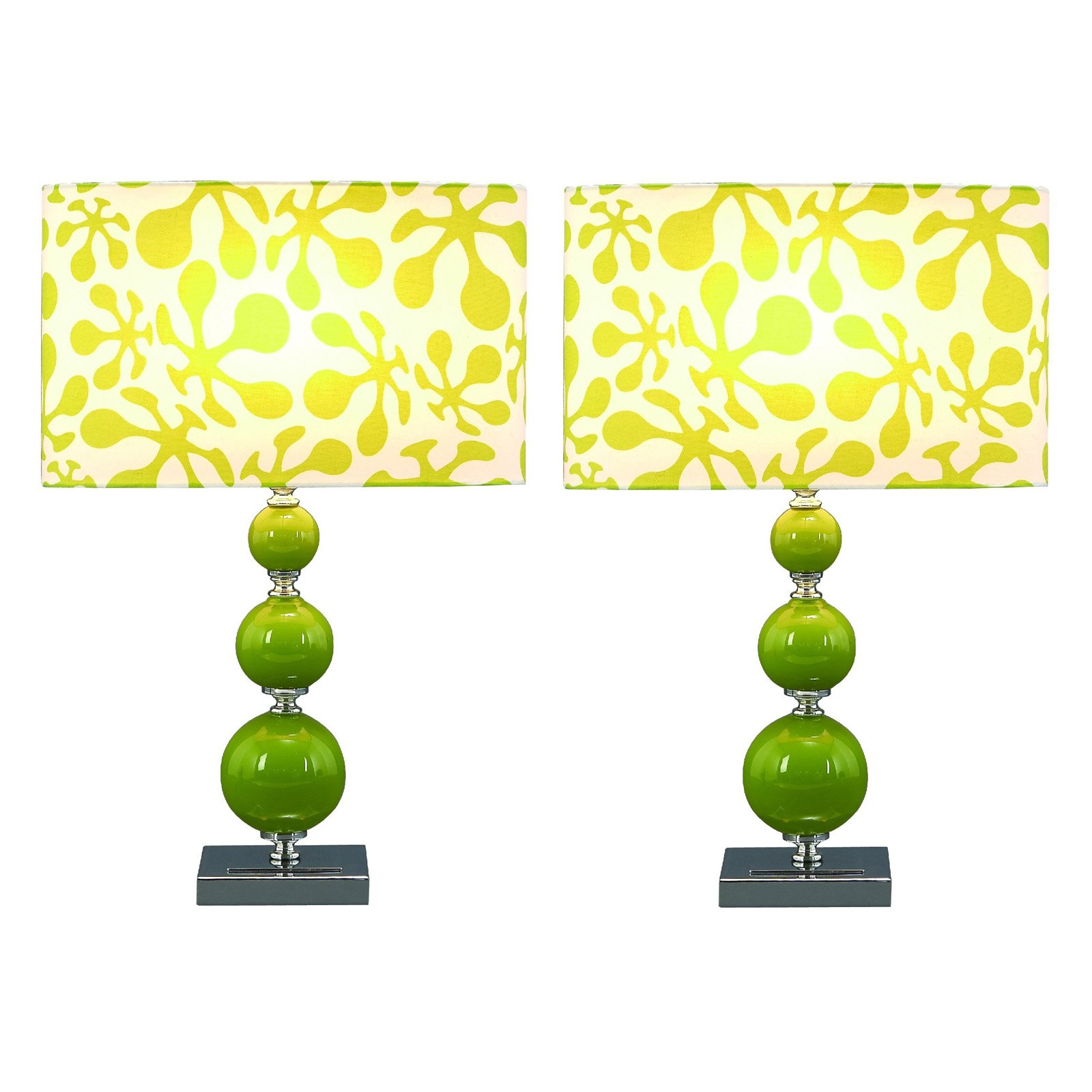 Aspire Home Accents Beta Table Lamp Set