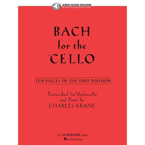 Bach for the Cello by