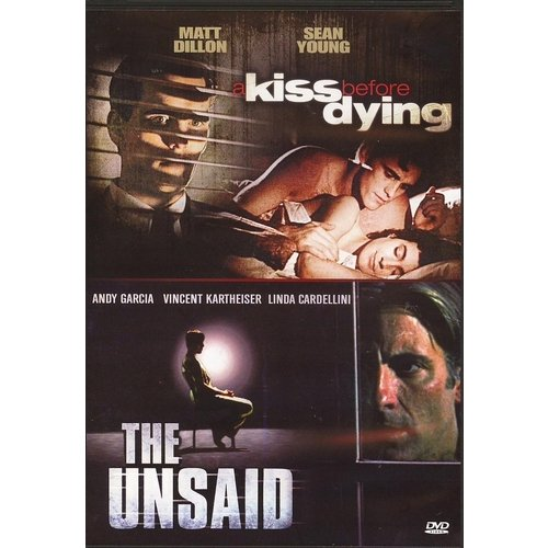 The Unsaid / A Kiss Before Dying (Widescreen)