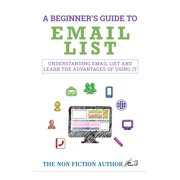 A Beginner's Guide to Email List - eBook
