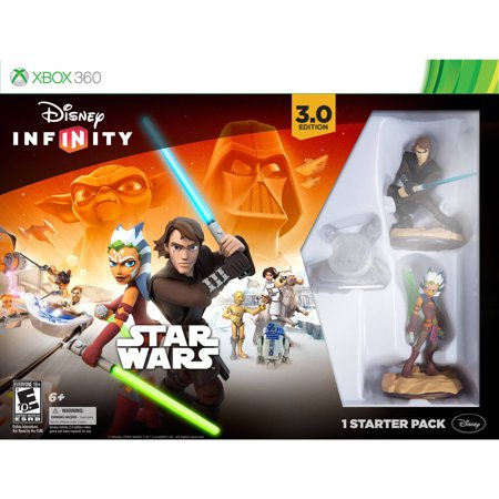 Disney Infinity 3 0 Edition Starter Pack  Xbox 360
