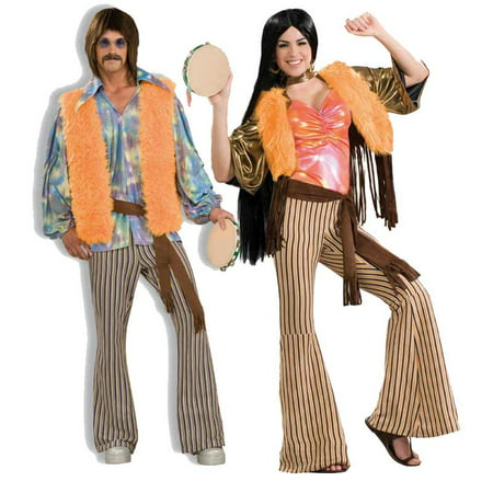 60s Sonny and Cher Costume - Sonny And Cher Halloween Costume