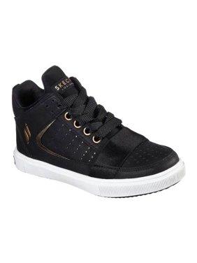 Girls' Skechers Shoutouts Glitz Metallic Stunner Sneaker