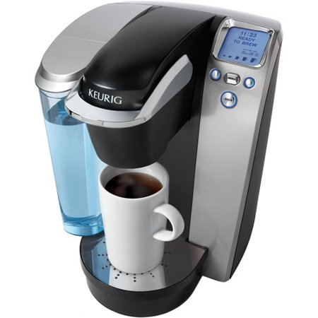 Keurig K70 Platinum Single Serve Brewing System Walmart Com