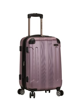 "Rockland Luggage Sonic 20"" Hardside ABS Expandable Carry On F1901"