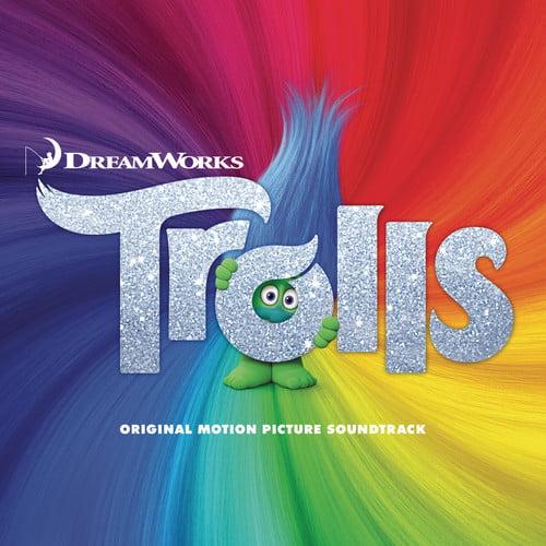 DreamWorks' Trolls (Original Motion Picture Soundtrack) (CD)