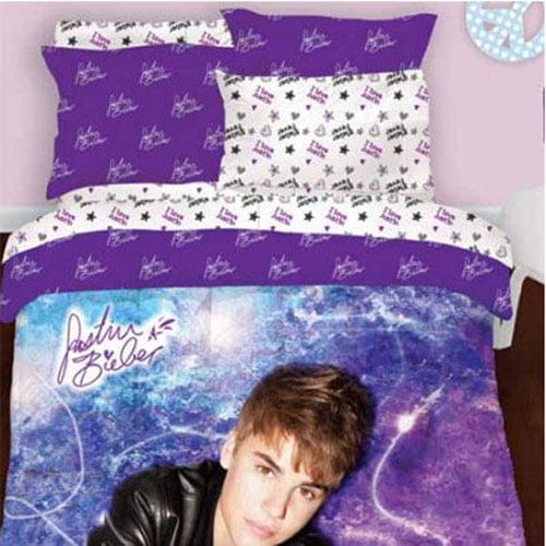 Store51 Llc 12606332 Justin Bieber Concert Purple Twin-si...