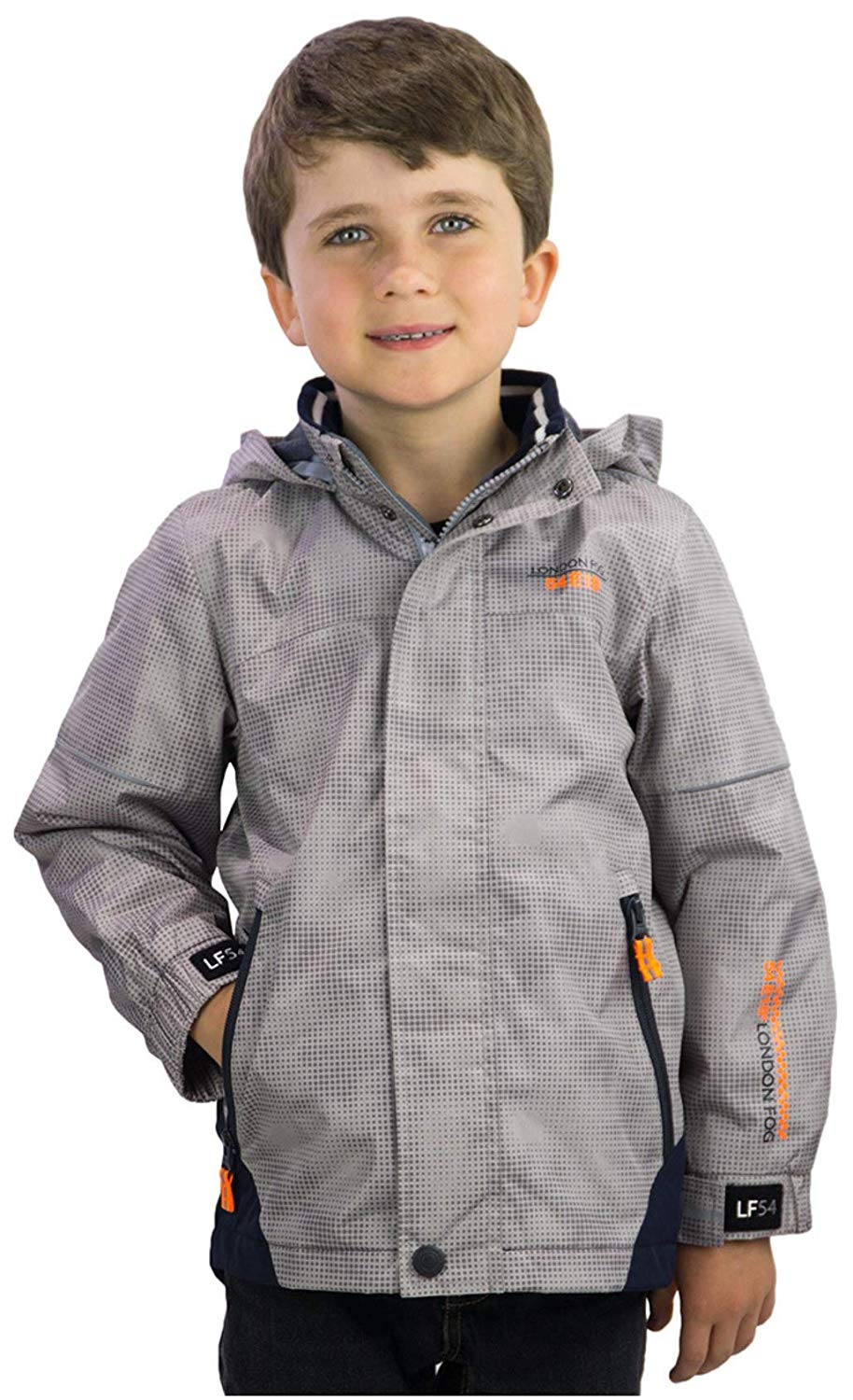 Lucky Brand Kids Boys Perry Bubble Jacket Big Kids