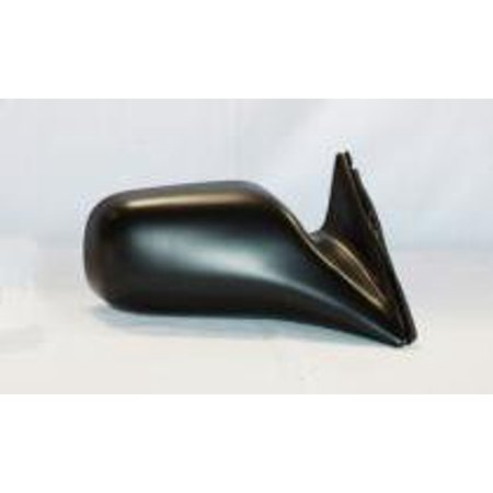 Go-Parts » 1992 - 1996 Toyota Camry Side View Mirror (Non-Heated + Power Remote + Black) - Right (Passenger) 87910-06924 TO1321138 Replacement For Toyota Camry