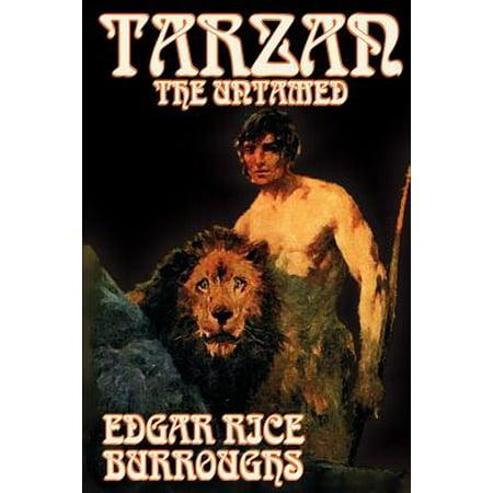 Tarzan the Untamed by Edgar Rice Burroughs, Fiction, Literary, Action & Adventure](Tarzan Adult)