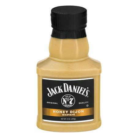 Jack Daniel\'s Honey Dijon Mustard, 9 oz - Walmart.com