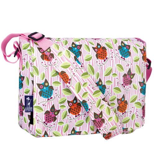 Owls Kickstart Messenger Bag