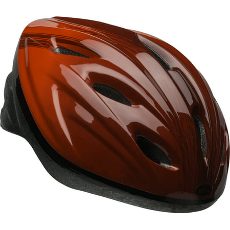 - Bell Cruiser Bike Helmet, Red Mercury, Adult 14+ (59-61cm)