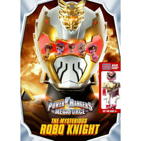 Power Rangers Megaforce The Mysterious Robo, Vol. 2 for $<!---->