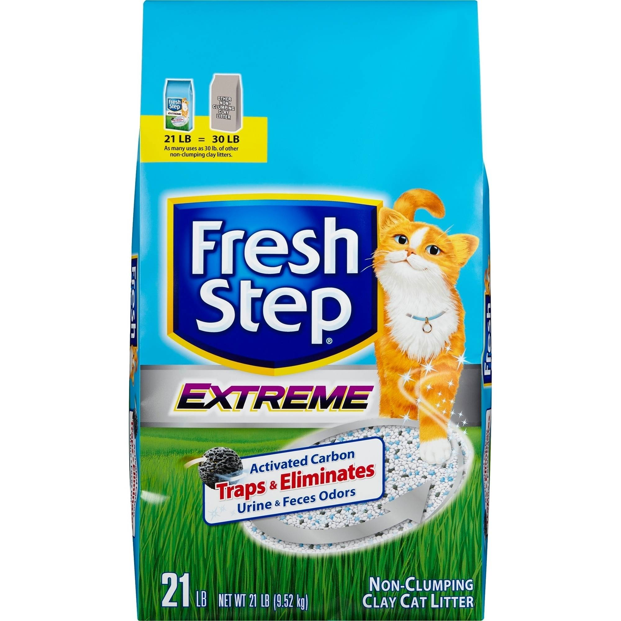 FRESH STEP EXTREME CLAY 21#