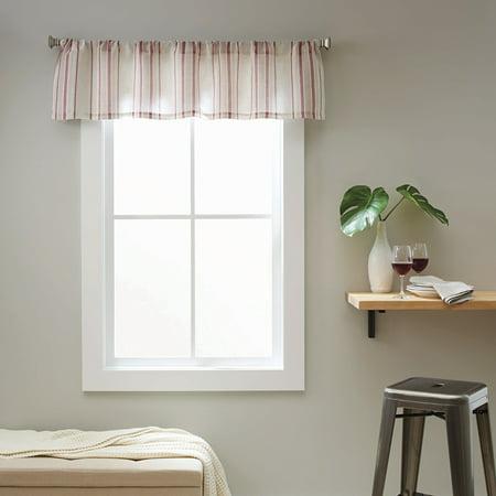 - Better Homes & Gardens Ticking Stripe - Rose Valance