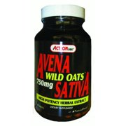 Action Labs Avena Sativa, 100 Ct