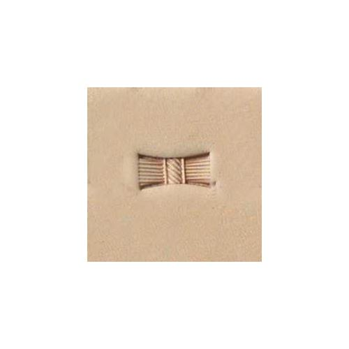 Tandy Leather X514 Craftool� Basketweave Stamp 6514-00