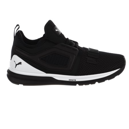 Puma Ignite Limitless Sneaker -  Puma Black-puma White - Mens - 10.5