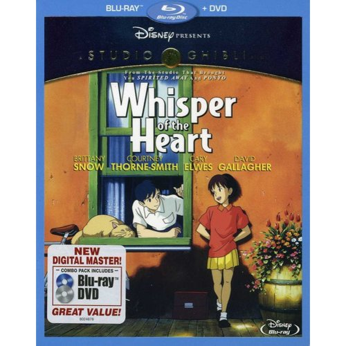 Whisper Of The Heart (Blu-ray   DVD) (Widescreen)