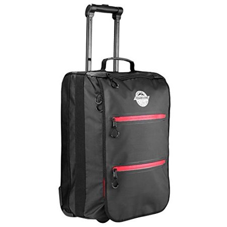 Danube Water Resistant Hand Luggage Trolley Suitcase 54x36x20cm