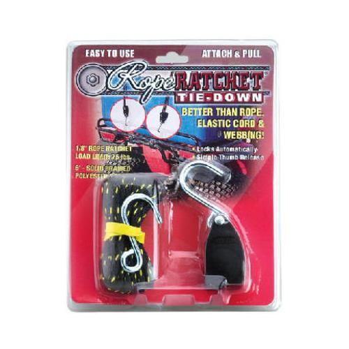 Caroline du Nord Mfg 10001-12 1//8 pouces Câble Ratchet Tie Down