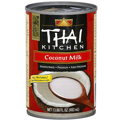 Thai Kitchen Coconut Milk, 13.66 oz (Pack of 12)