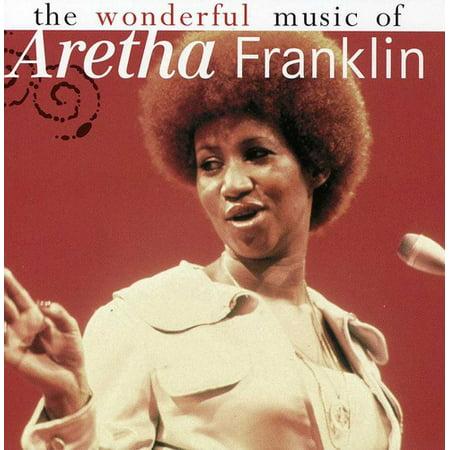 Wonderful Music of...Aretha Franklin (CD)