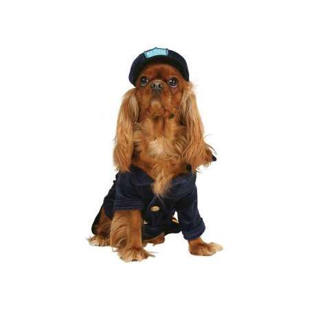 Halloween Costumes Stores In Ri (Officer K-9 Dog Pet Costume Size Small by Cinema)